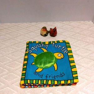 Priddy fabric touch and feel baby book